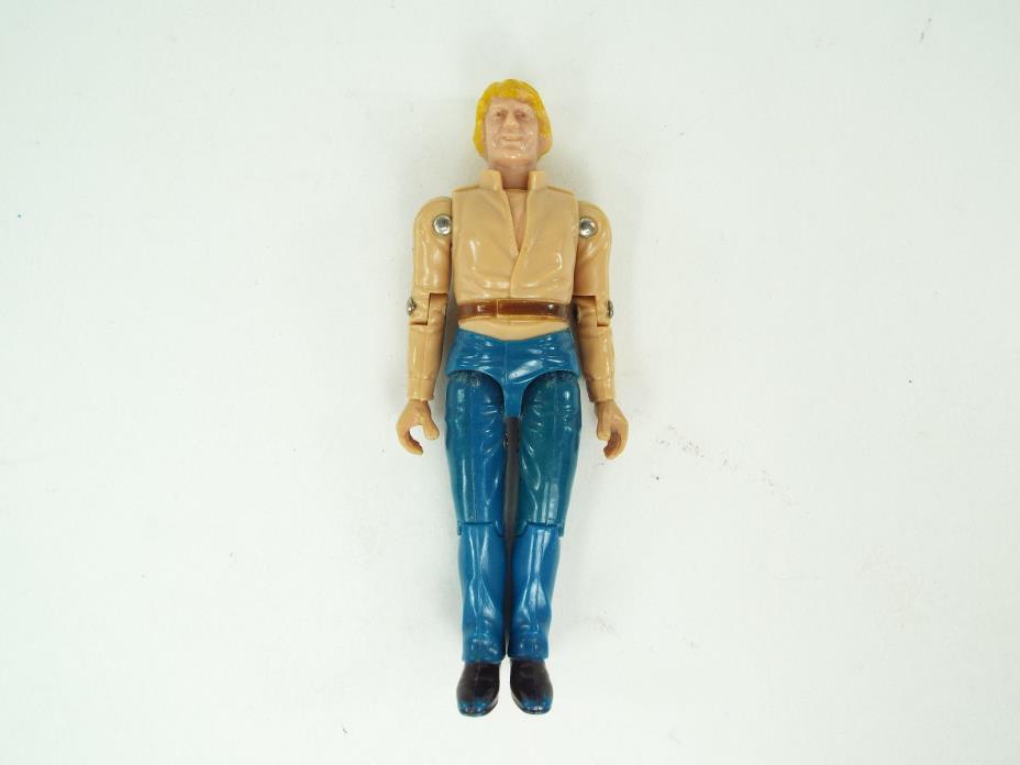 Vintage Dukes of Hazzard Action Figure Bo Duke