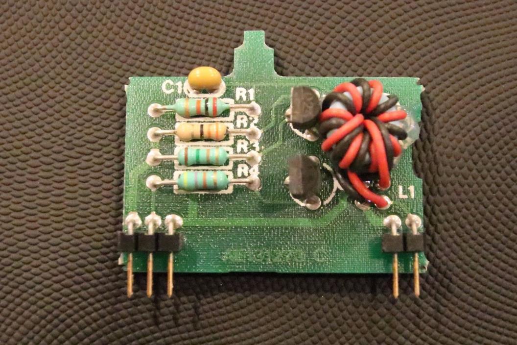 Eurotherm 808 Controller - Logic Board