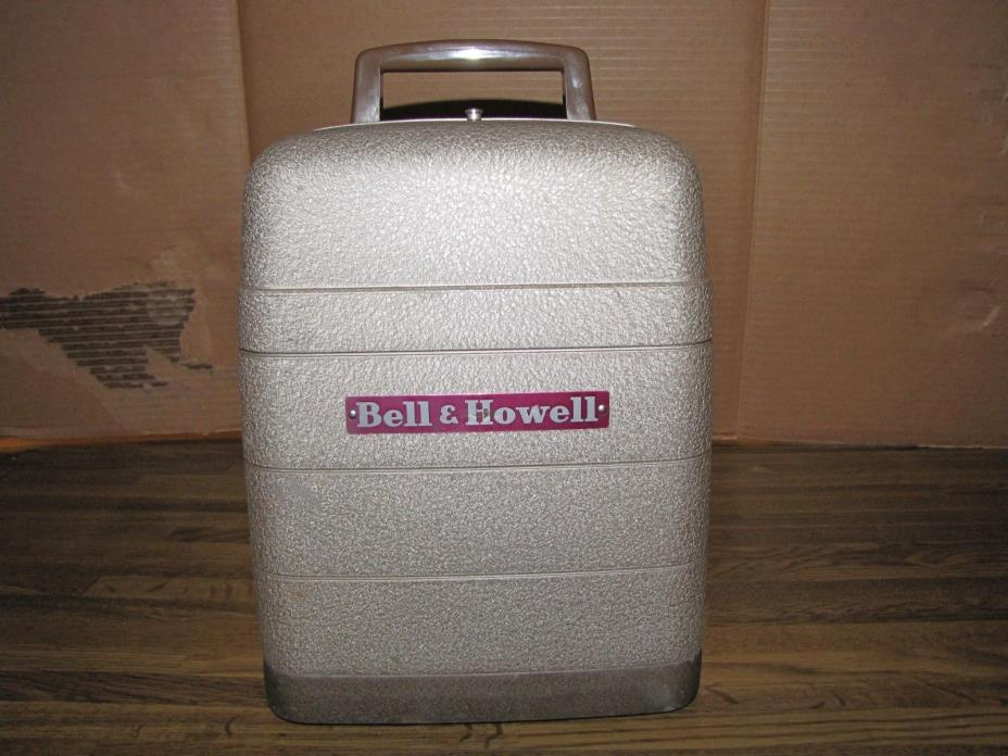 Vintage Bell & Howell 254R 8mm Film Movie  Projector VG condition