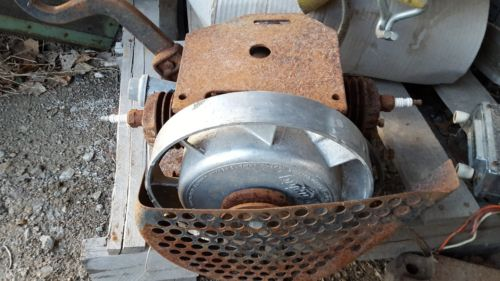Maytag Twin Two Cylinder Engine Hit and Miss