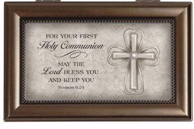Music Box-Your Communion/Amazing Grace