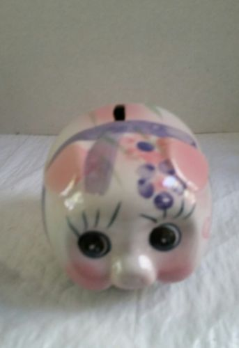Awesome Plump Piggy Bank