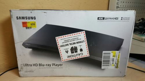 Samsung UBD-K8500 Blu-ray Player , FREE SHIP