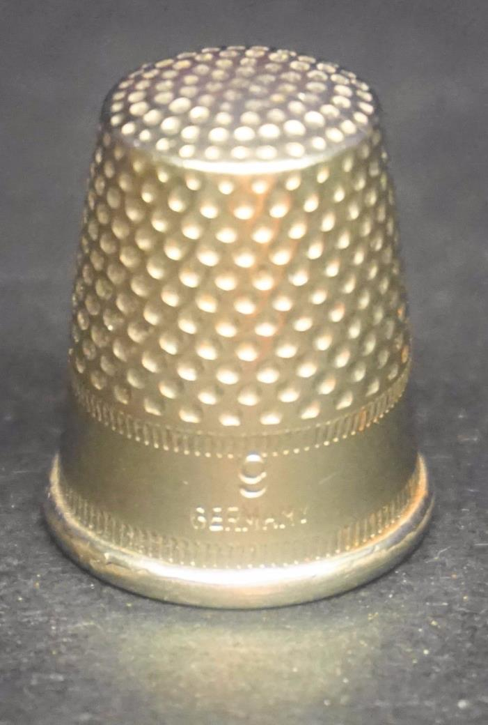VINTAGE THIMBLE, made in Germany #9