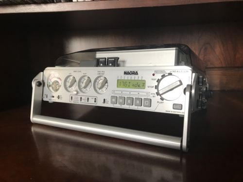 Nagra V Hard Disc Audio Recorder