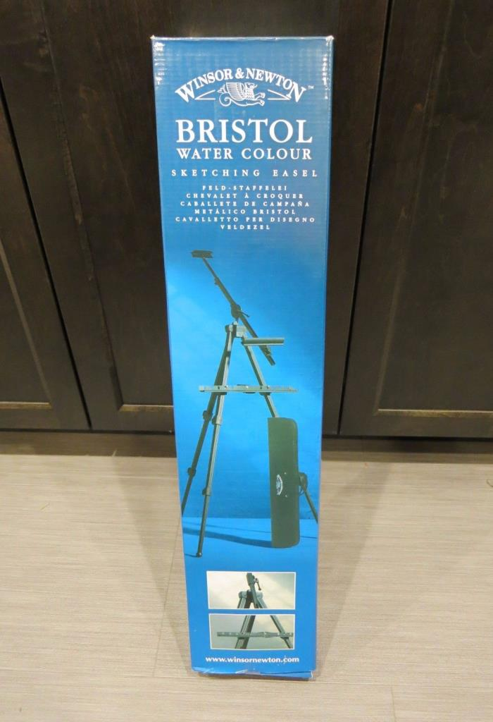 Easel Winsor Newton Bristol Watercolor BNIB NEW Windsor Watercolour Easle