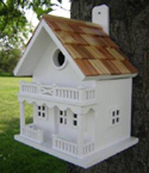 Chalet Bird Houses