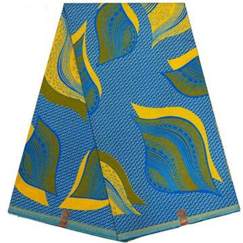 African Super Wax Print  Ankara Fabrics 6 yards