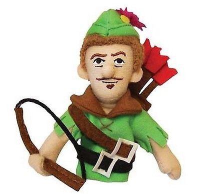 ROBIN HOOD  fingerpuppet fridge Magnet doll puppet
