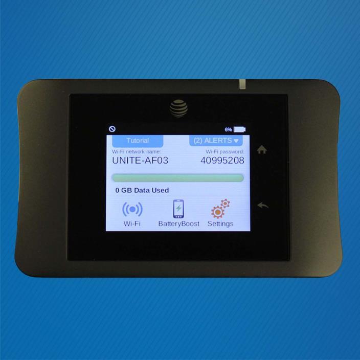 Good - Netgear Unite Pro 781s 4G LTE (AT&T) Mobile Broadband Hotspot - Free Ship