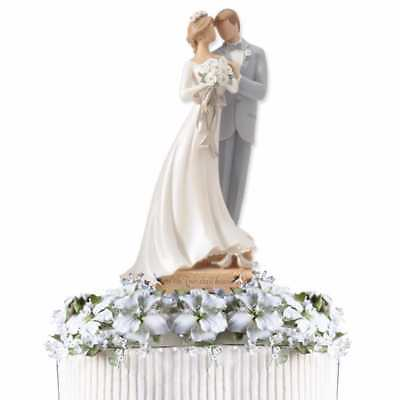 Cake Topper-Legacy Of Love-Wedding/Two Shall Become One