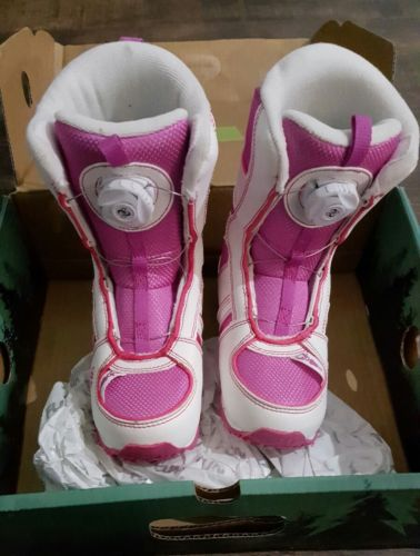 SNOWBOARD BOOTS Size 13c K2 KAT GIRLS SNOWBOARD BOOTS NEW