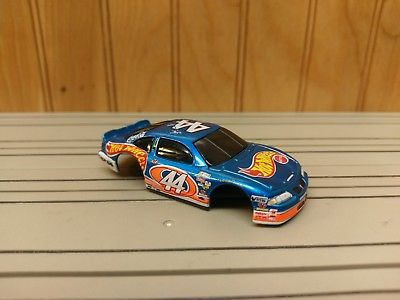 Ho Slot Car NEW Tyco Hot Wheels #44 Kyle Petty Slot Car Pontiac NOS #33569 Body