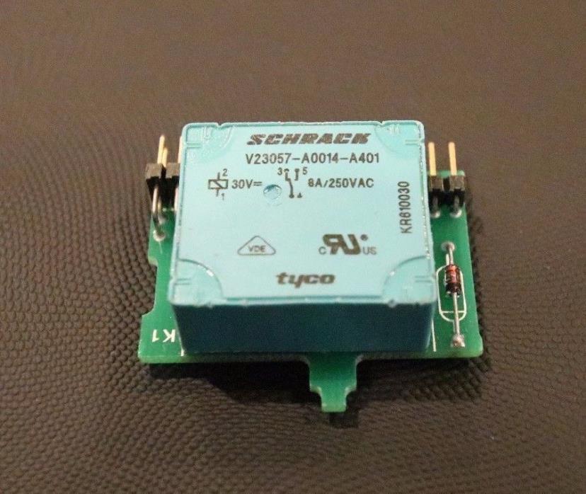 Eurotherm 808 Controller - 847 Relay Board