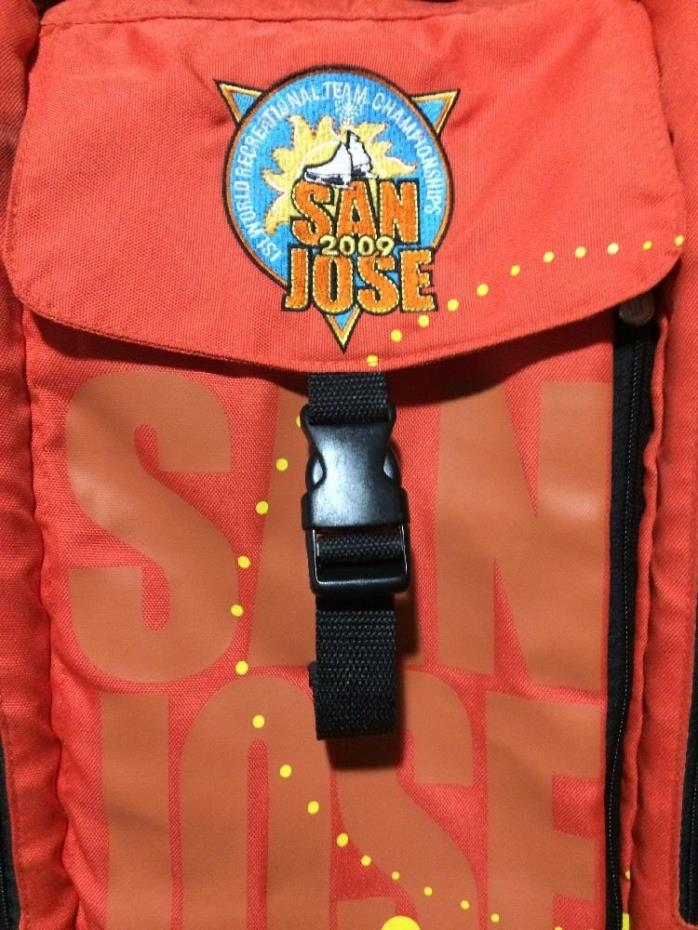 ZUCA bags SAN JOSE 2009 (RARE) insert only, No Frame, NEW in package