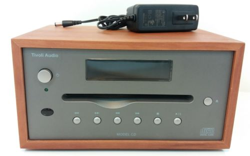 Tivoli Audio Model CD- Great Addition to a Model One and Two Kloss Radios