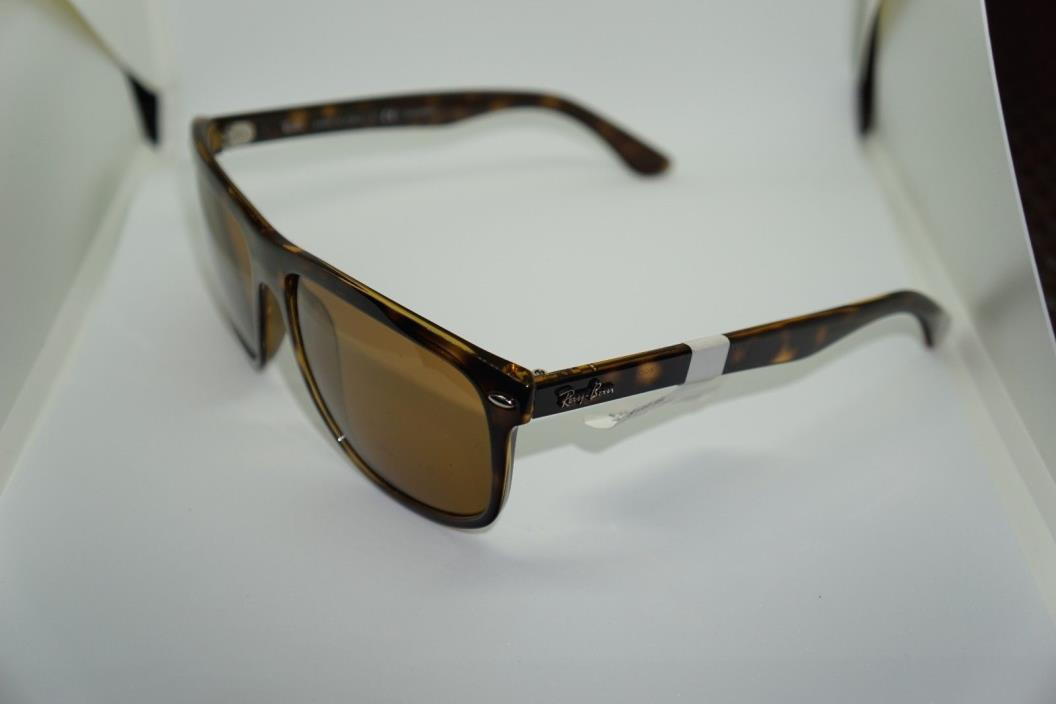 RAY BAN SUNGLASSES. Unisex. Model: RB4147. Brown Gradient. NEW.