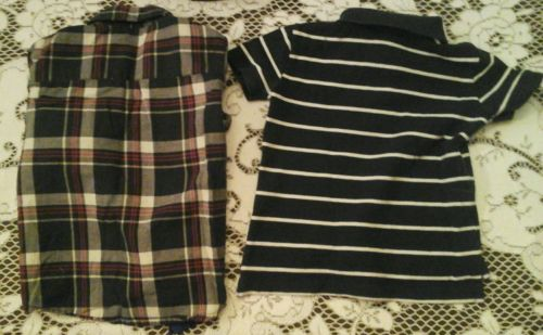 Two boys shirts size 2T