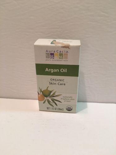 Aura Cacia Skin Care Oil - Organic - Argan Oil - 1 fl oz
