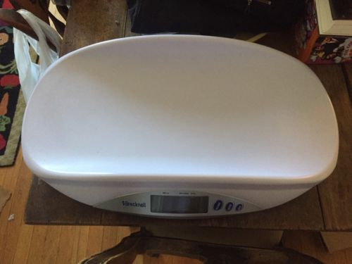 Salter Brecknell MS-15 20kg/44 lb Digital Baby  Veterinary Scale Perfect Used