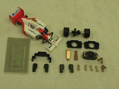 Tomy AFX SG+ Mobil 1 (Indy/Formula) Body with BSRT, Tomy and Viper Parts