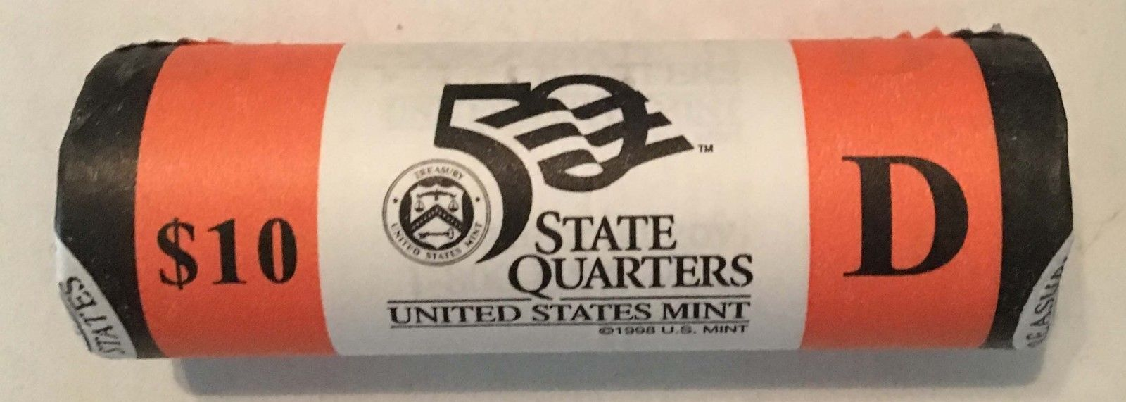 2006-D Nebraska State Quarter roll  CP7075