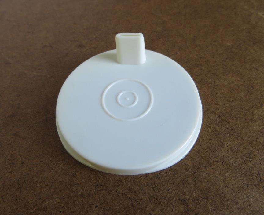 Tupperware Sippy Cup Lid Refrigerator Magnet