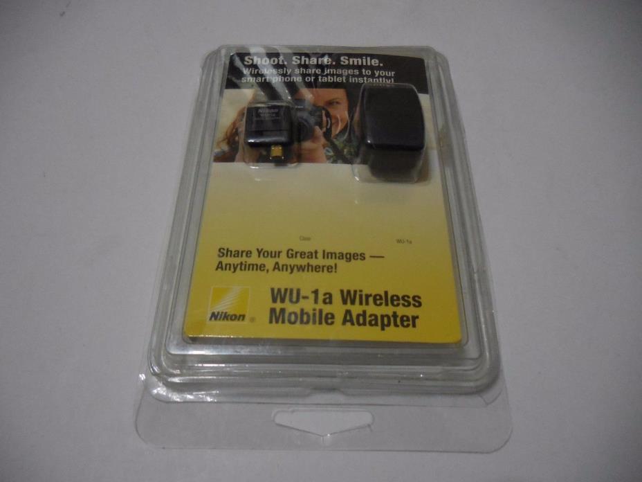Nikon WU-1a Wireless Mobile Adapter ea