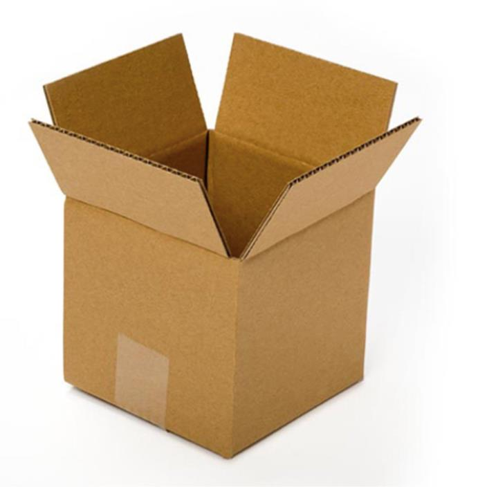 Small Cardboard Delivery Boxes 100 Pack 6x6x6 Packing Shipping Mailing Moving