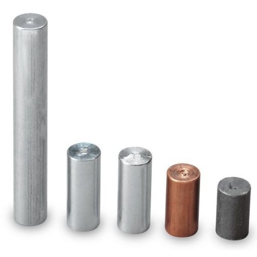 Equal Mass Metal Set - Density and Specific Gravity