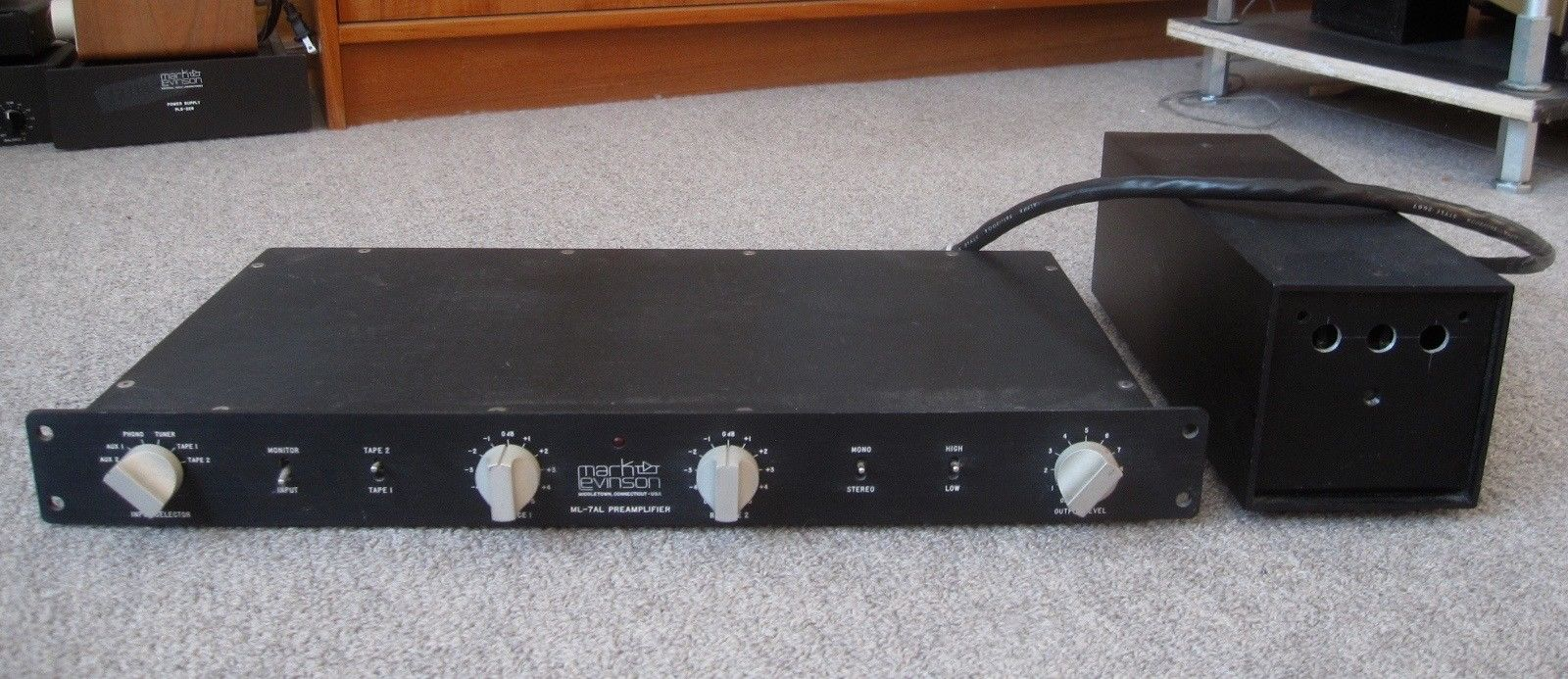 Mark Levinson ML-7A Preamplifier - mc phono (L3 board), owned by ML engineer