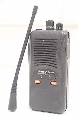 Motorola Radius SP50 2 Channel Radio P94YQS20A2AA