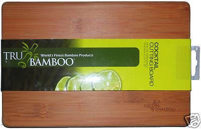 Small Bamboo Cutting Board 6