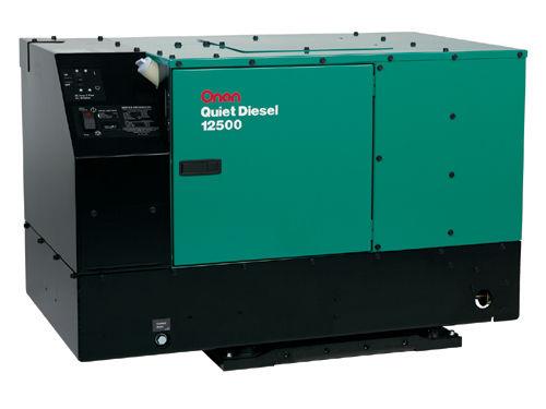 NEW Cummins 12.5 HDKCB-11506 Quiet Diesel Generator RV QD 12500 12.5kW