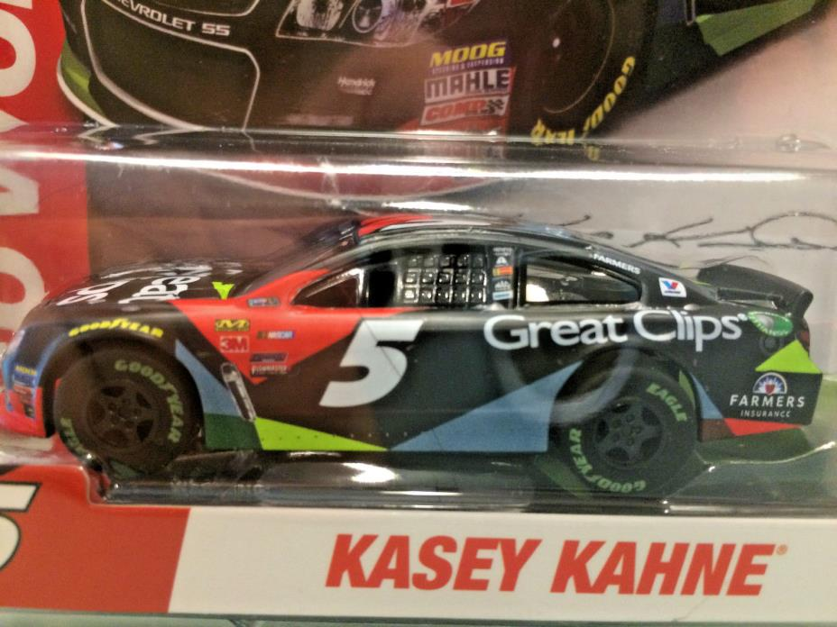 ?New? Auto World Super III R2 ?? Kasey Kahne #5 - 2017 CHEVY SS HO Slot Car