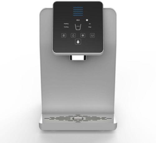 Countertop Bottleless Water Cooler Ultra Violet Sterilization 3-Filtration