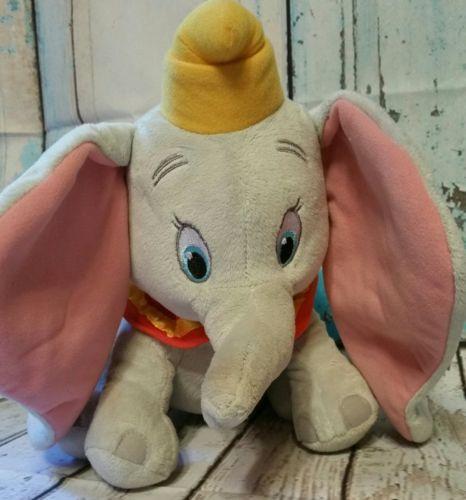 DISNEY DUMBO Stuffed Animal Plush Toy Soft Kohls