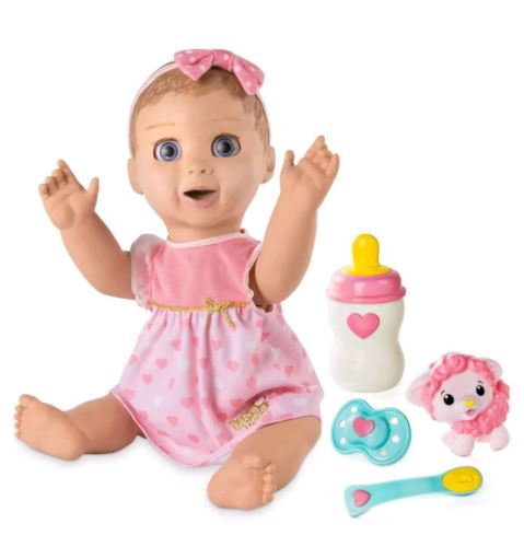 LUVABELLA Blonde Baby Girl Doll Interactive 4+ Girl Toy Hot Christmas Toy Gift