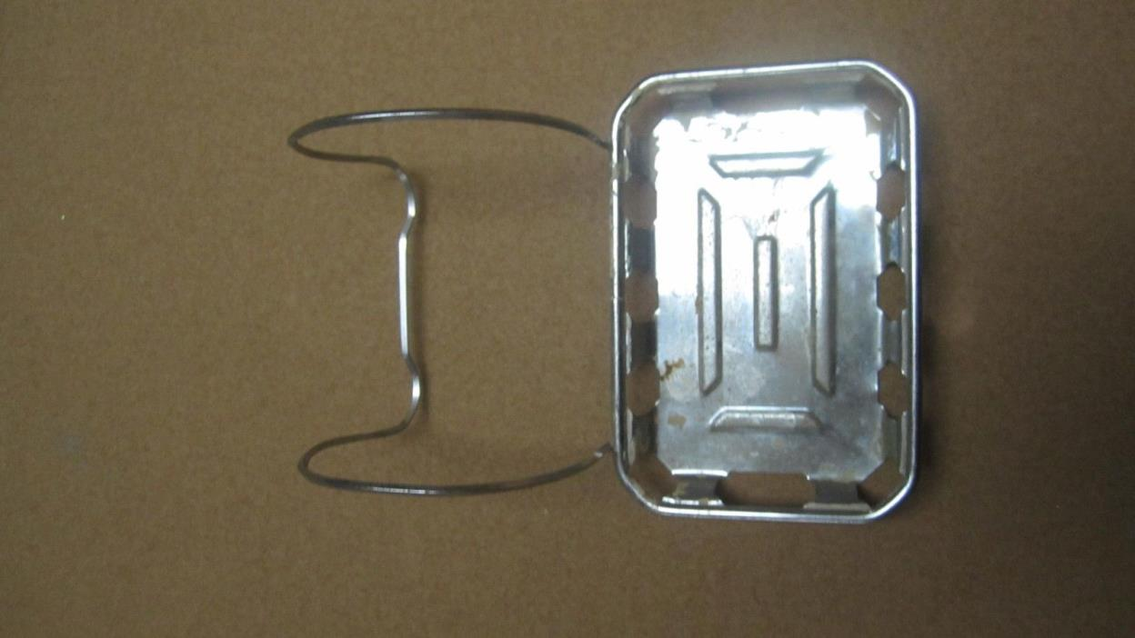 Vintage Claw Foot Bathtub Metal Overhang Soap Holder