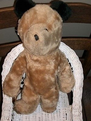 Vintage Straight-legged Bear by Eden Toys