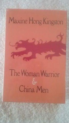 1980 Maxine Hong Kingston Boxed-Set The Woman Warrior and China Men Chinese Lit