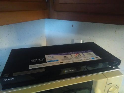 Sony BDP-BX57 3D Blu-Ray Player Netflix and more!