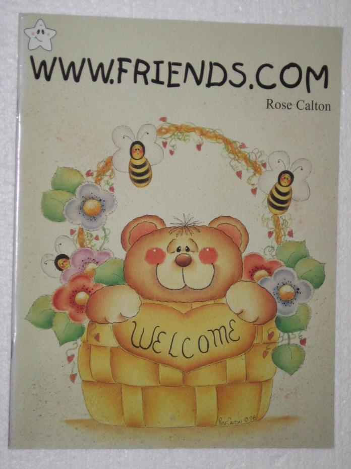 Tole Painting WWW Friends com Rose Calton