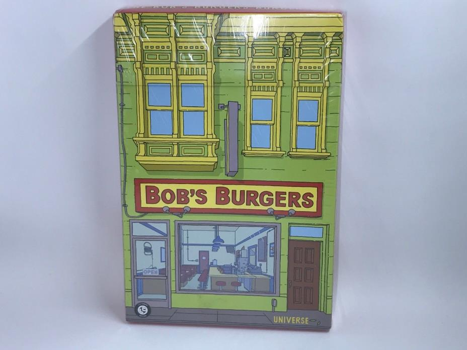 Bobs Burgers Burger Box Recipe Cards Box Loot Crate Exclusive July 2017