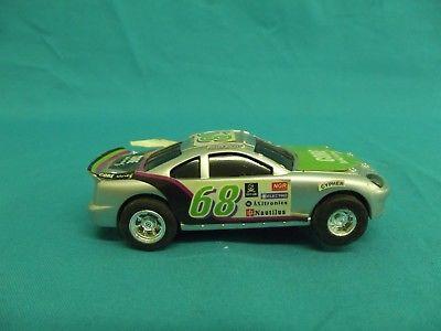 Vintage Artin SpeedTrax Electric Race Car Core Racing #68