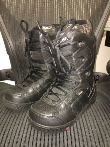 Slightly Used. Ride Orion Mens/boys snowboard boots US 7