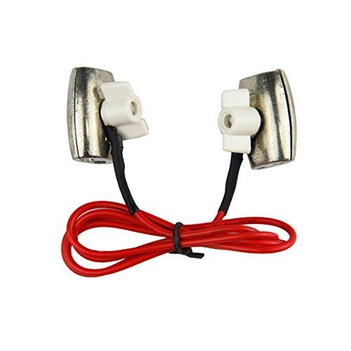 Farmily Polyrope to Polyrope Connector for Electric Rope Fencing Connection