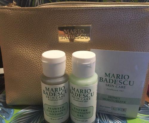MARIO BADESCU Holiday Gift Bag Set Lot