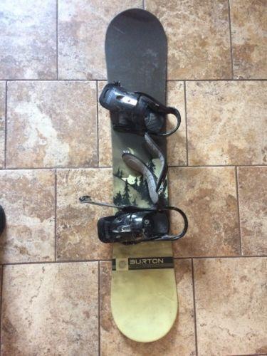 Burton Pro Snowboard w/ Bindings Men / Women