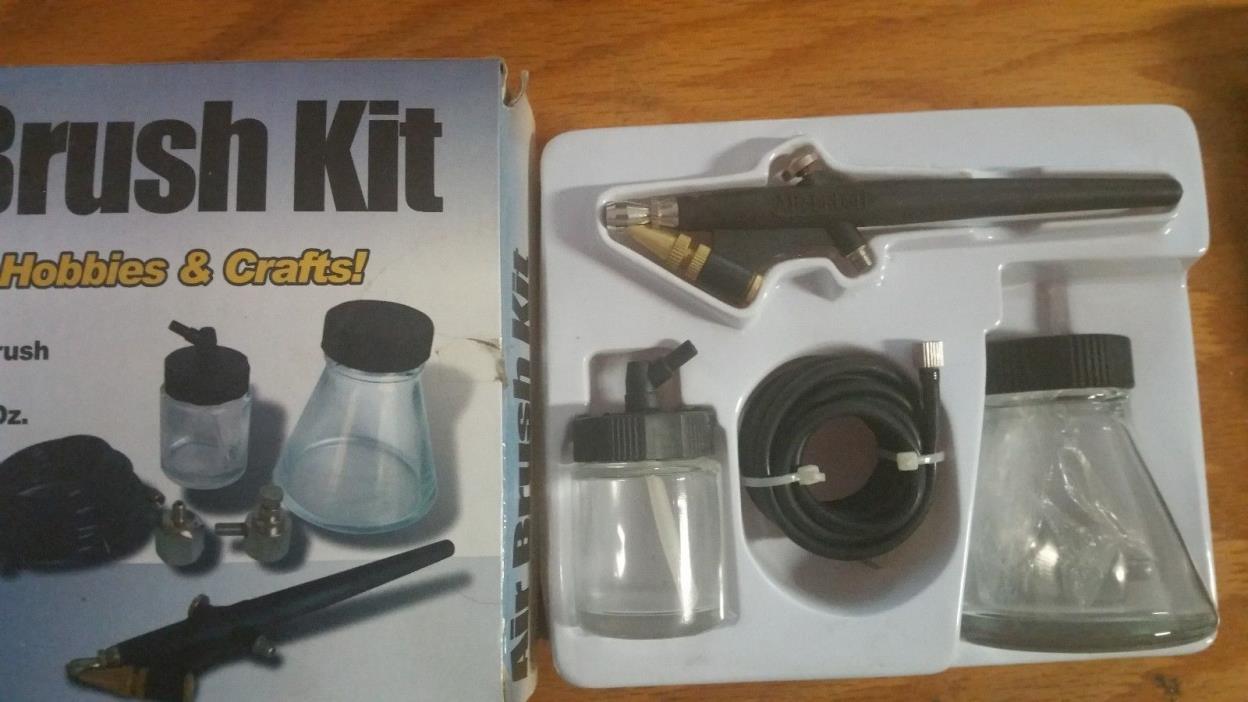 Air Brush Kit Perfect for Hobbies & Grafts